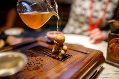 Shen Puer tea brewing process, tea ceremony