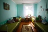 Minszk, Fehéroroszország-május 1, 2019: idős emberek, akik fogyatékkal élnek