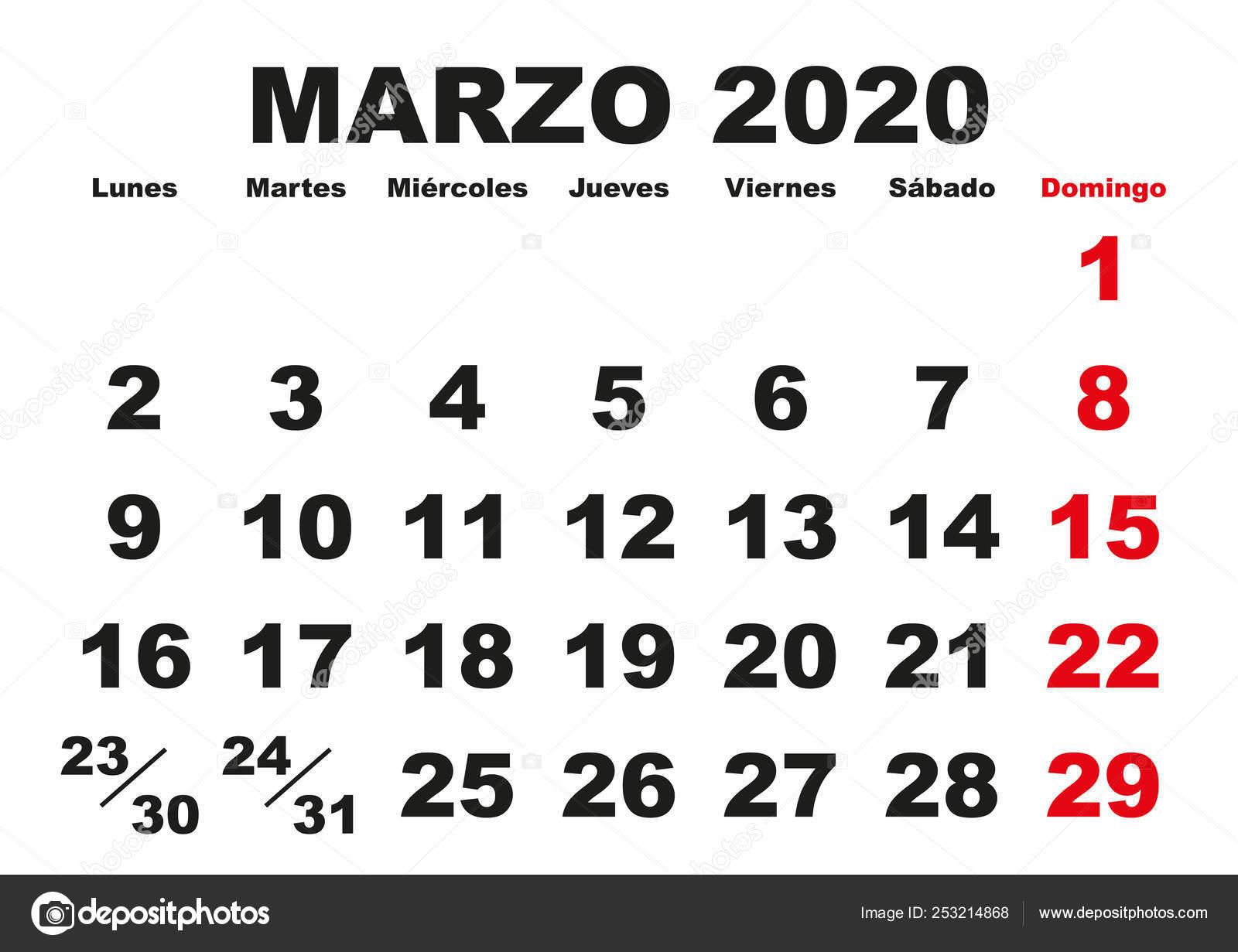 Calendario Filosofico 2020 Frasi.Calendario Di Marzo 2020