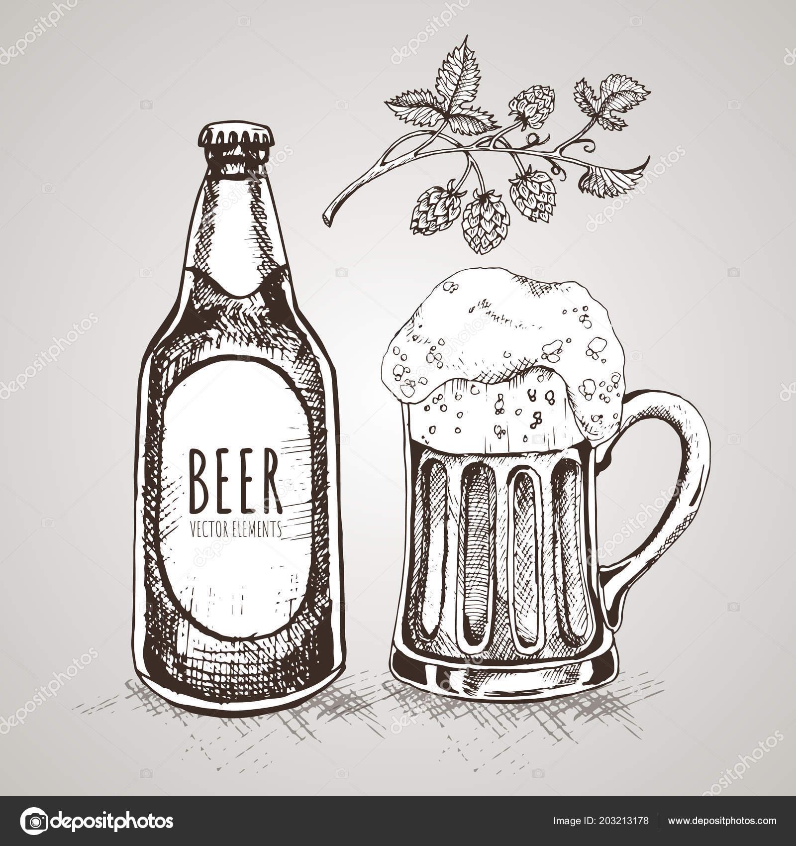 Pivni sklo na ipu