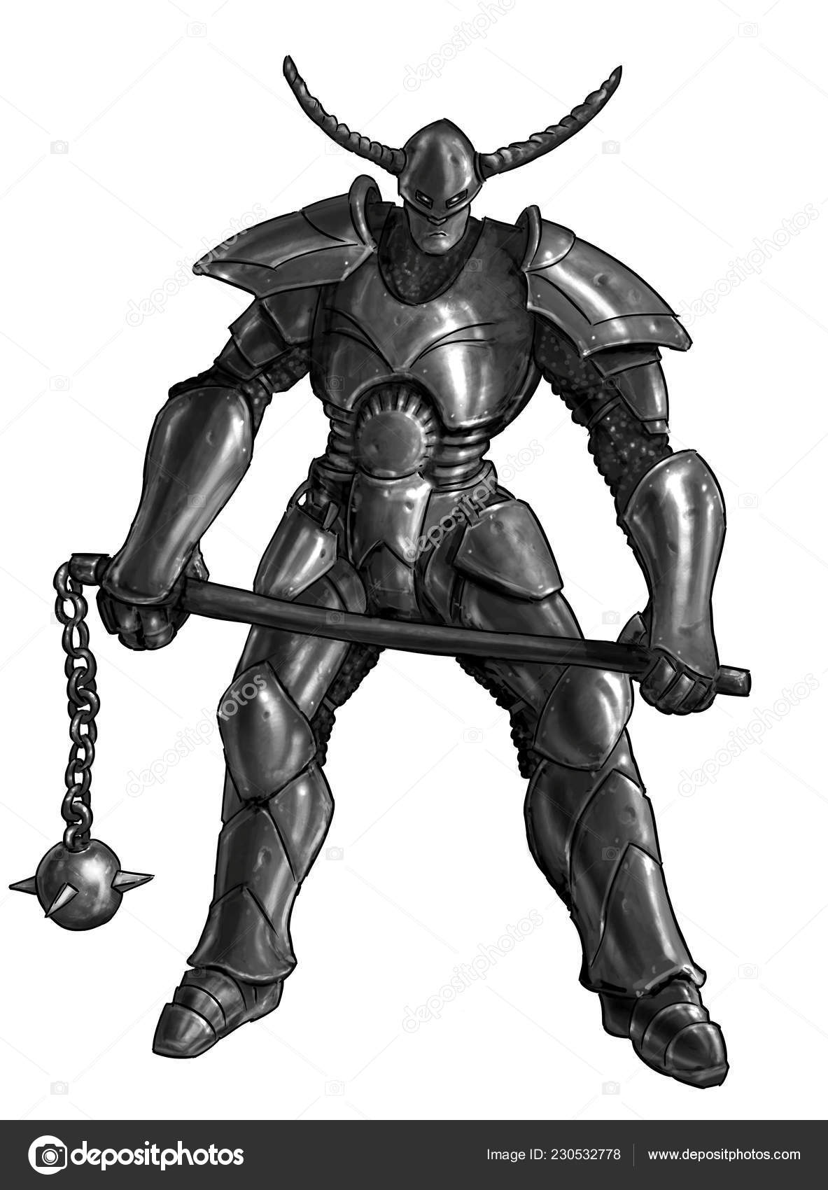 Fantasy Armor Art