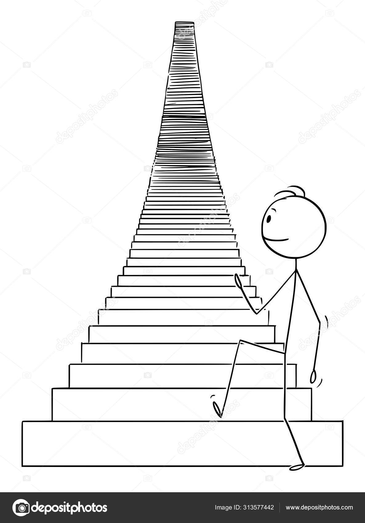 vector cartoon illustration of man or businessman walking up the stairs to heaven or success stock vector c ursus zdeneksasek com 313577442 vector cartoon illustration of man or businessman walking up the stairs to heaven or success stock vector c ursus zdeneksasek com 313577442