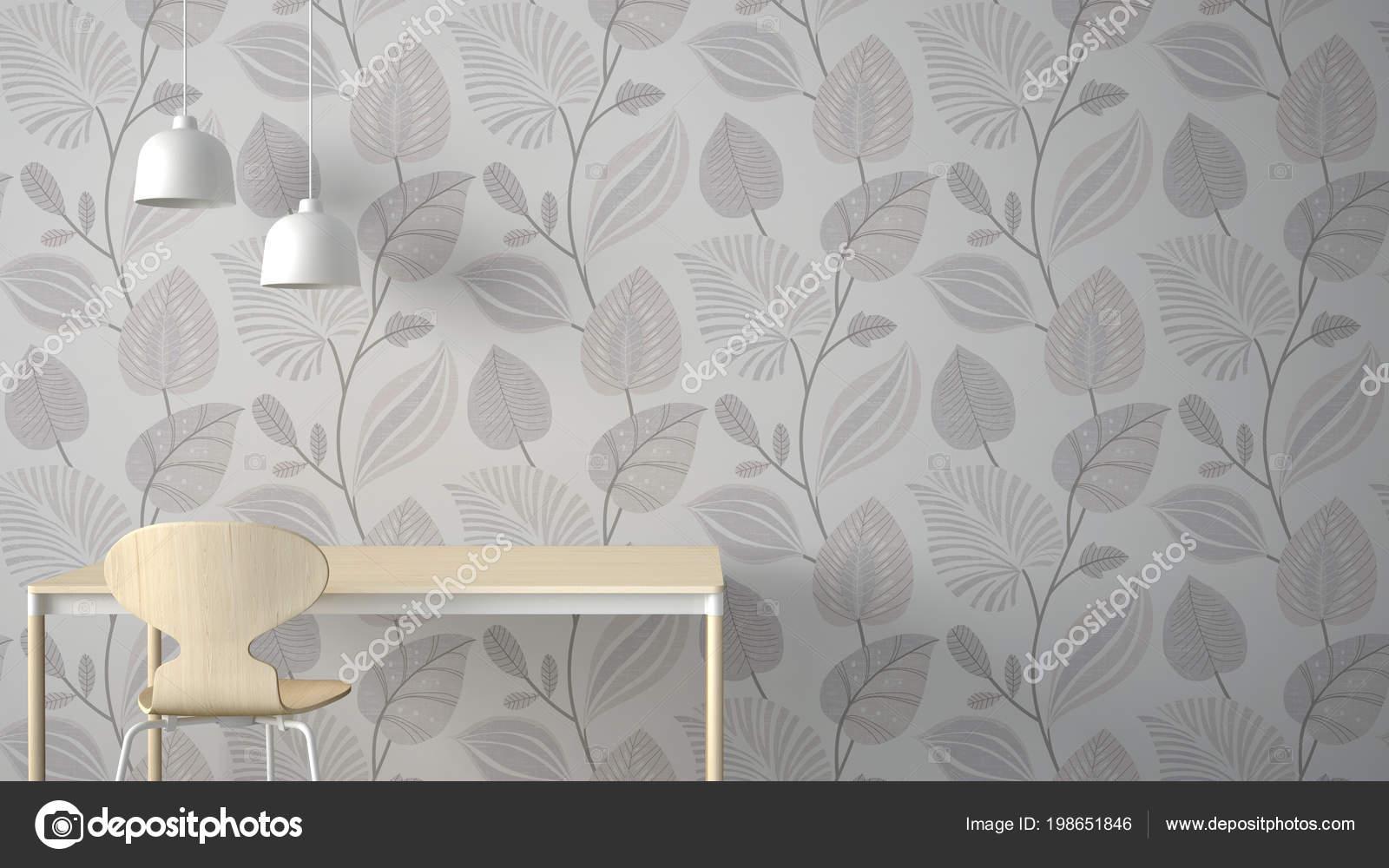 Concepto Diseño Arquitecto Minimalista Mesa Escritorio Silla Cocina ...