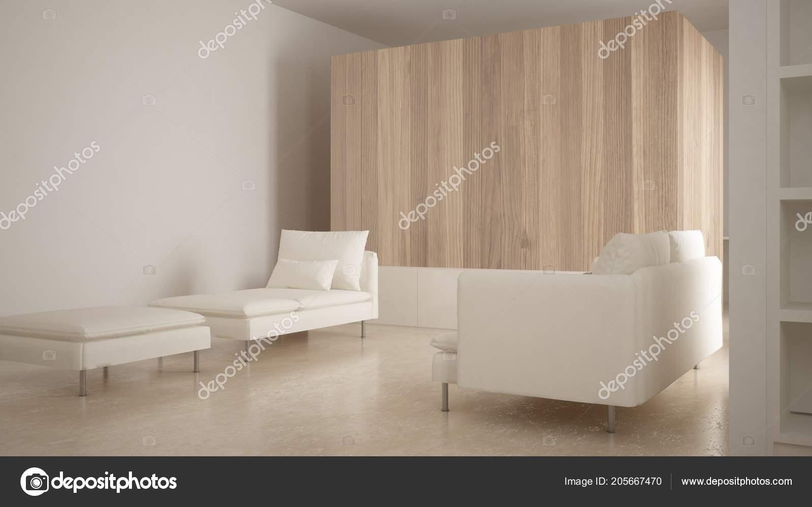 Moderne Avec Salle Minimalisme Canapé Mur Bois Longue Manger Chaise rthCsQd