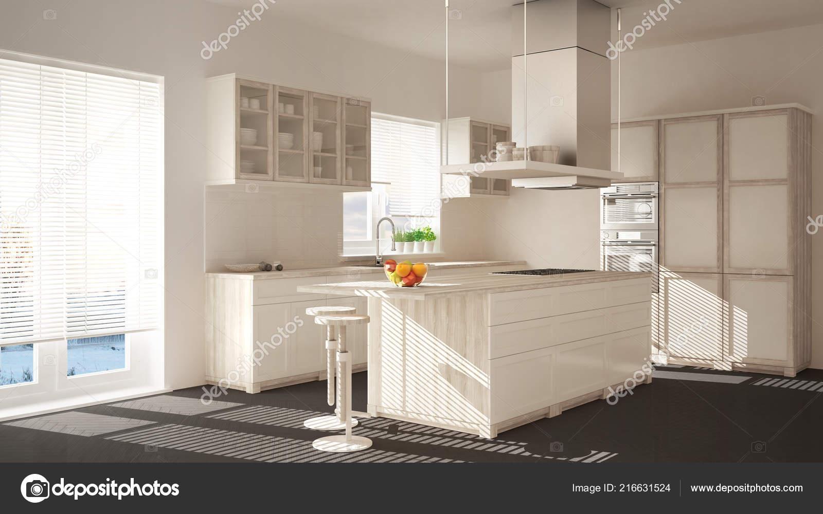 Sgabelli per isola cucina a isola moderna soddisfazione pavimento