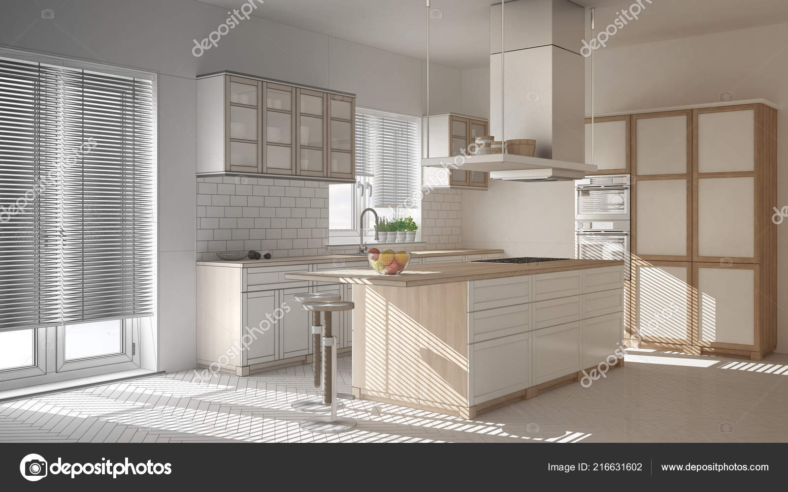 Miraculous Unfinished Project Modern Wooden White Kitchen Island Stools Machost Co Dining Chair Design Ideas Machostcouk