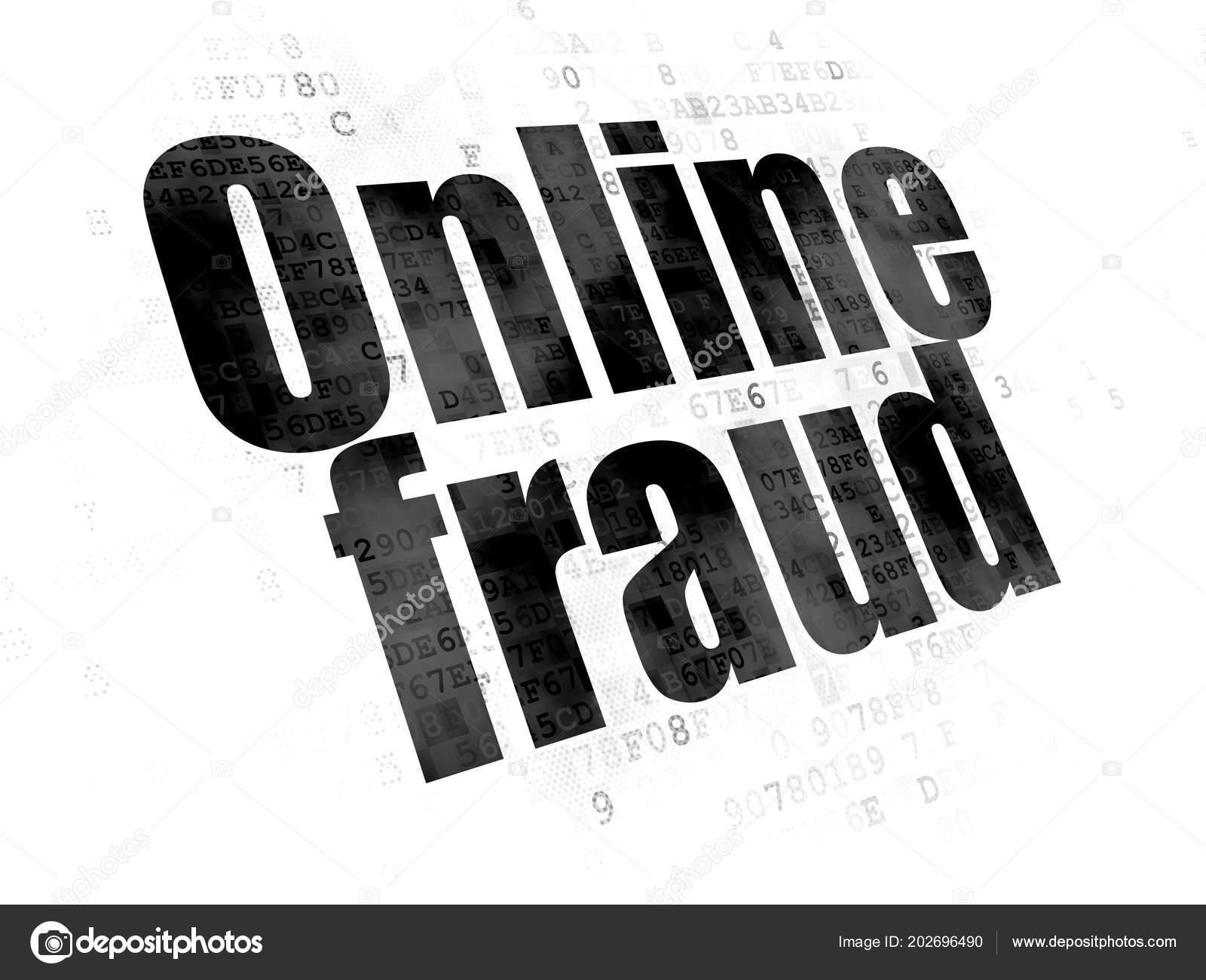 Online podvody fotky