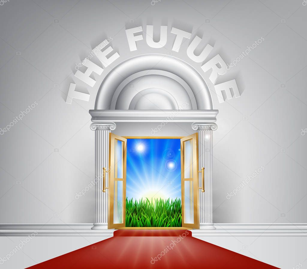 The Future Door Concept