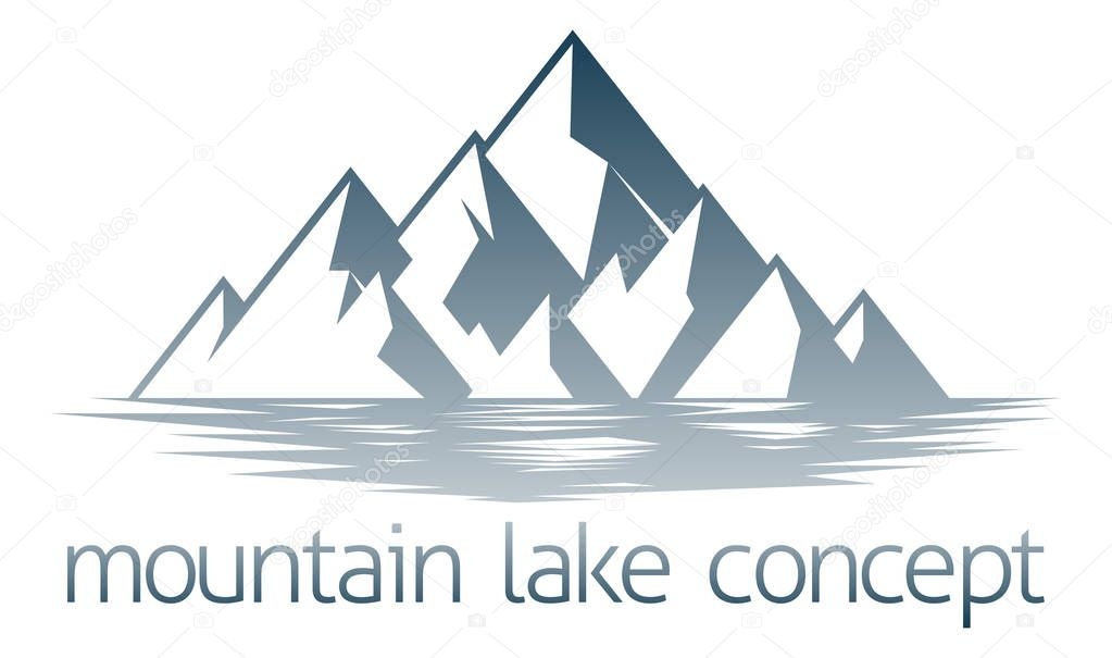 Mountain Lake Concept