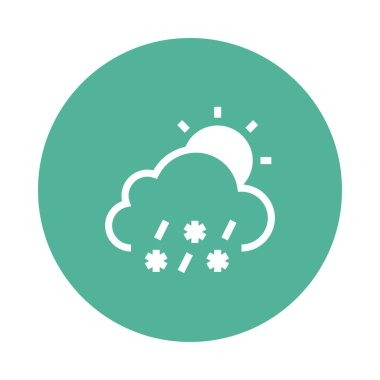 weather color glyphs icon