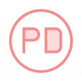 Fotografie legal glyph color vector icon