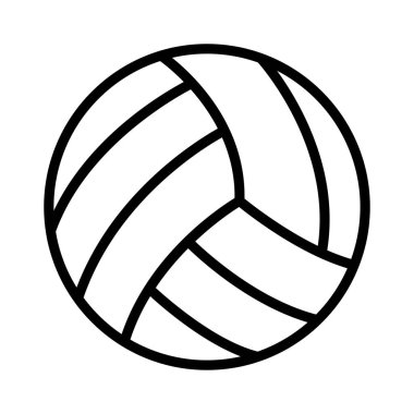 sport thin line vector icon