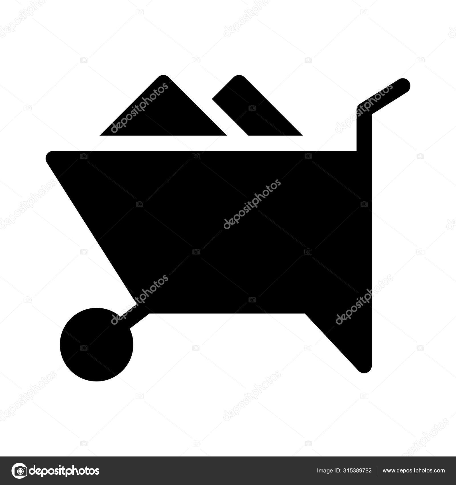 ᐈ Mining Cart Drawing Stock Vectors Royalty Free Mine Cart