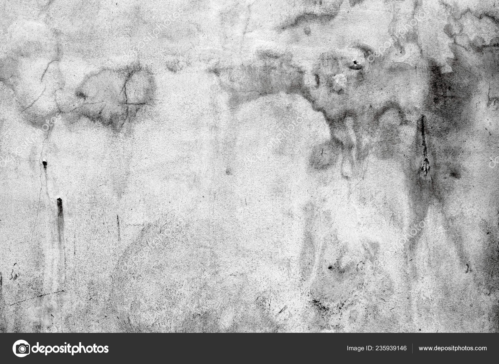 Closeup Rough Textured Grunge Concrete Wall Background