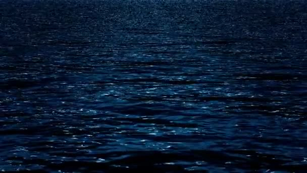Calm ocean waves - HD 1080p resolution perfect loop