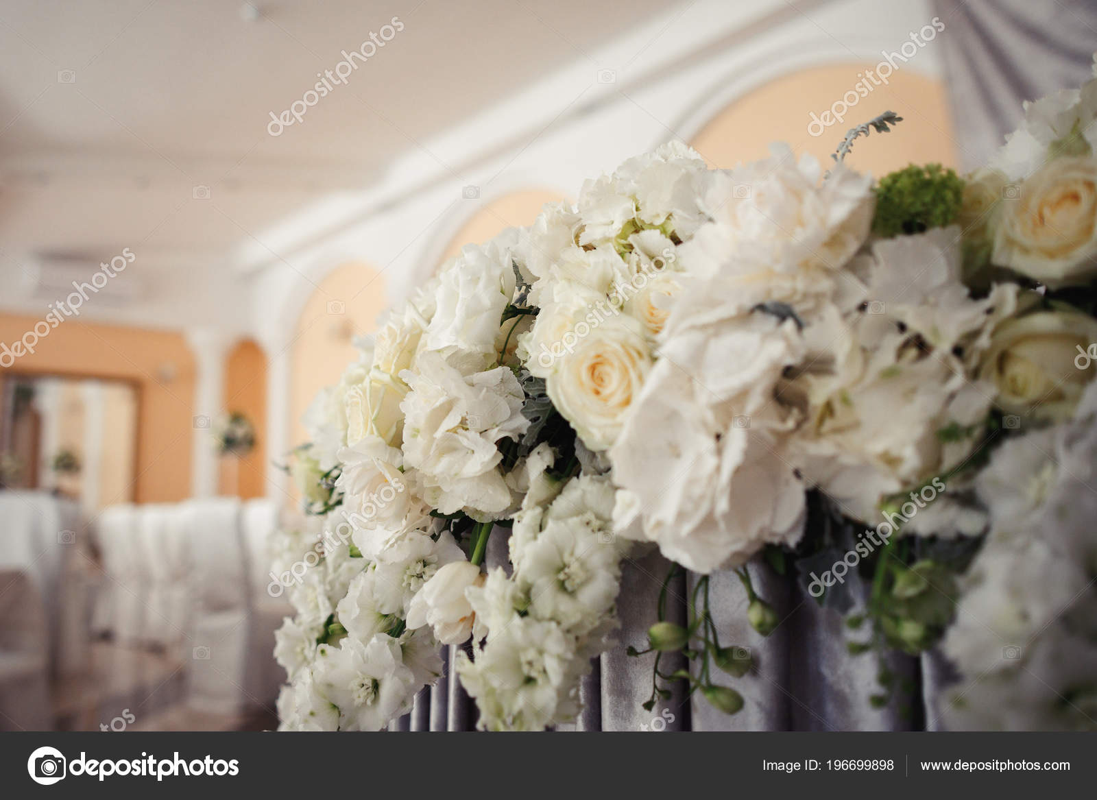 Wedding decoration flowers ceremony stock photo vaksmanv101 wedding decoration flowers ceremony stock photo junglespirit Choice Image