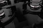 Fotografie sporák sporák vaření kuchyňský hrnec kov