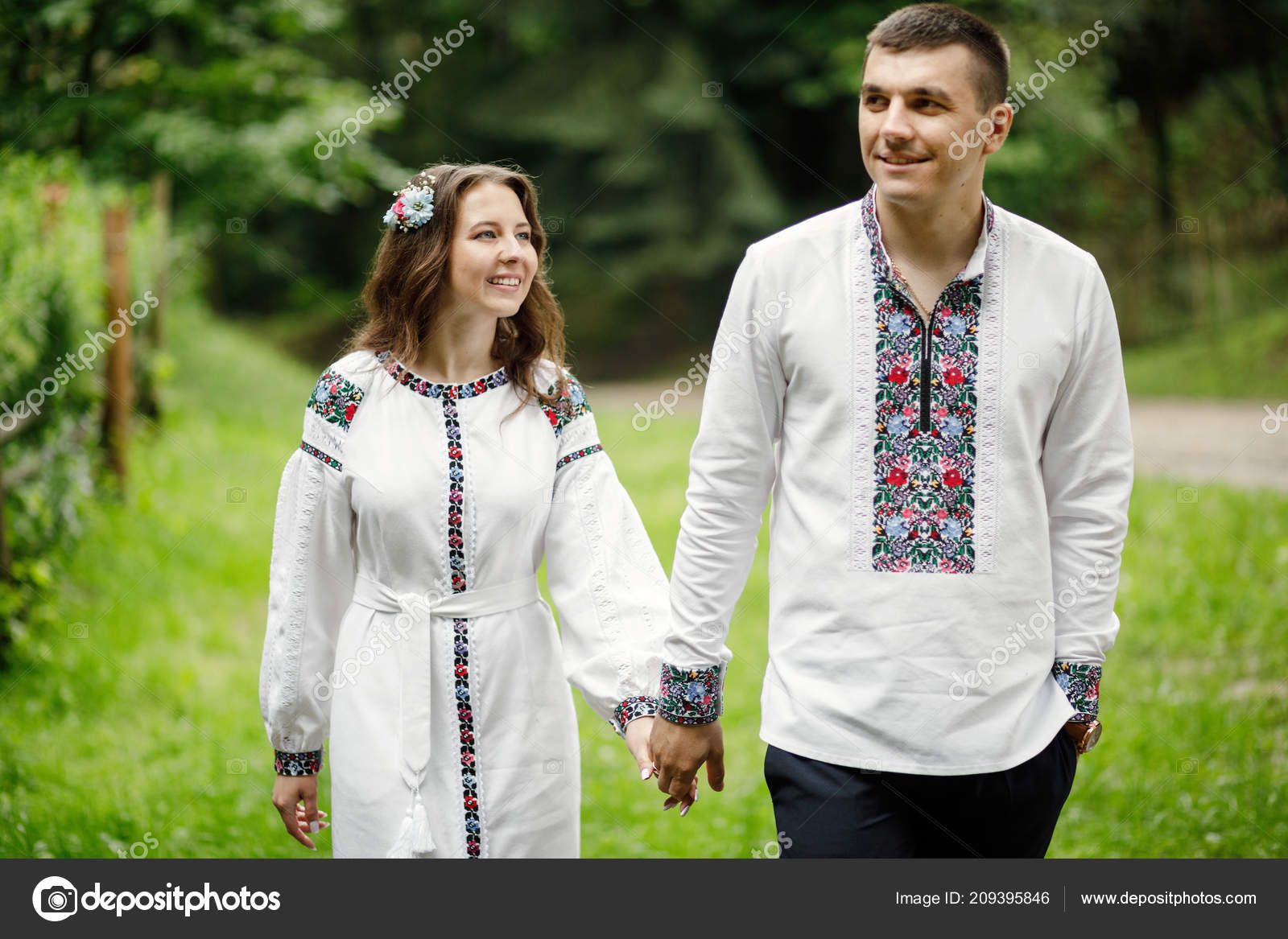 Couple with ukrainian wife is was specially
