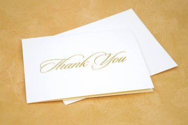 Sending Thank You Cards
