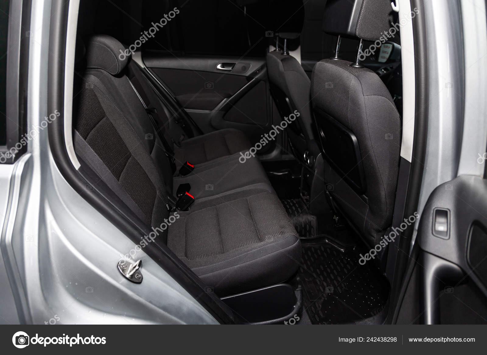 Strange Novosibirsk Russia February 2019 Volkswagen Tiguan Close Creativecarmelina Interior Chair Design Creativecarmelinacom