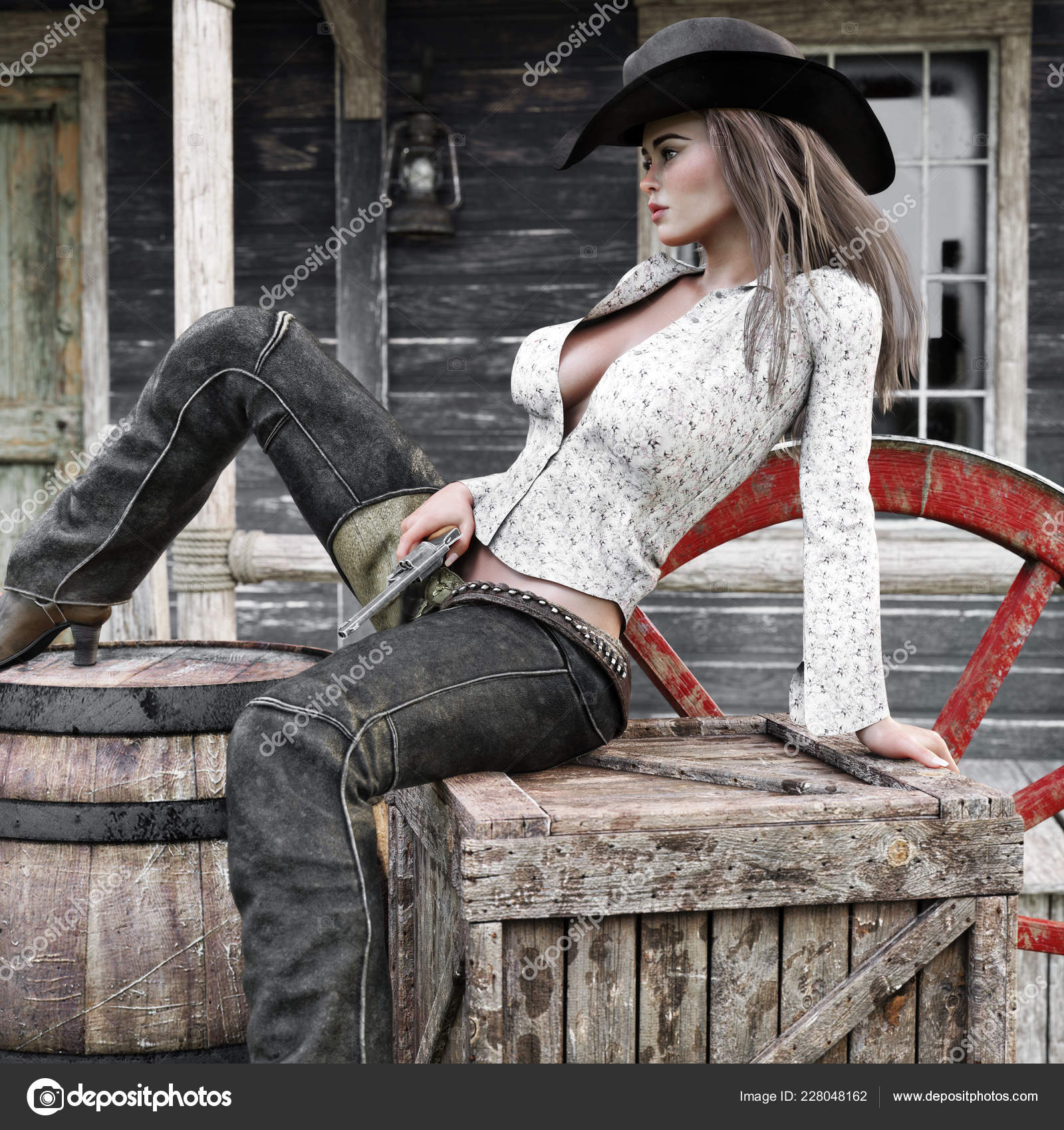 sexy classy lady