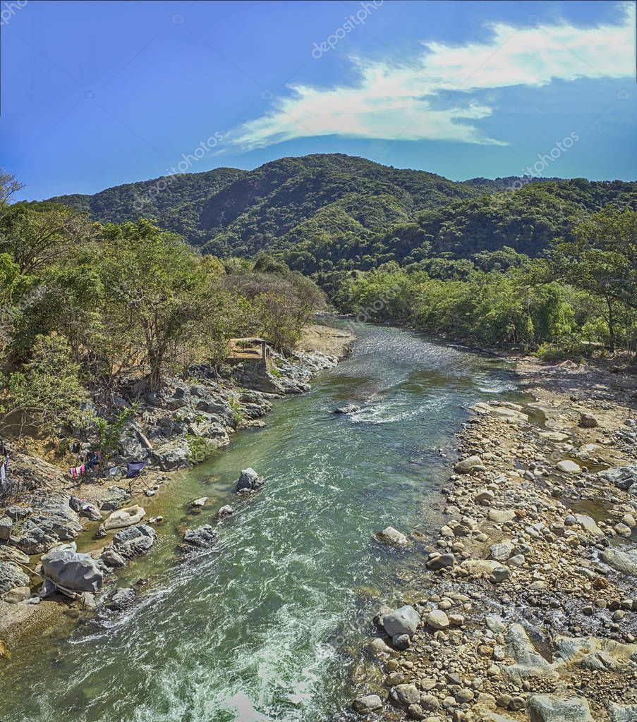 Magical Waterfalls of Copalitilla and Llano Grande, Huatulco ,Oaxaca Mexico