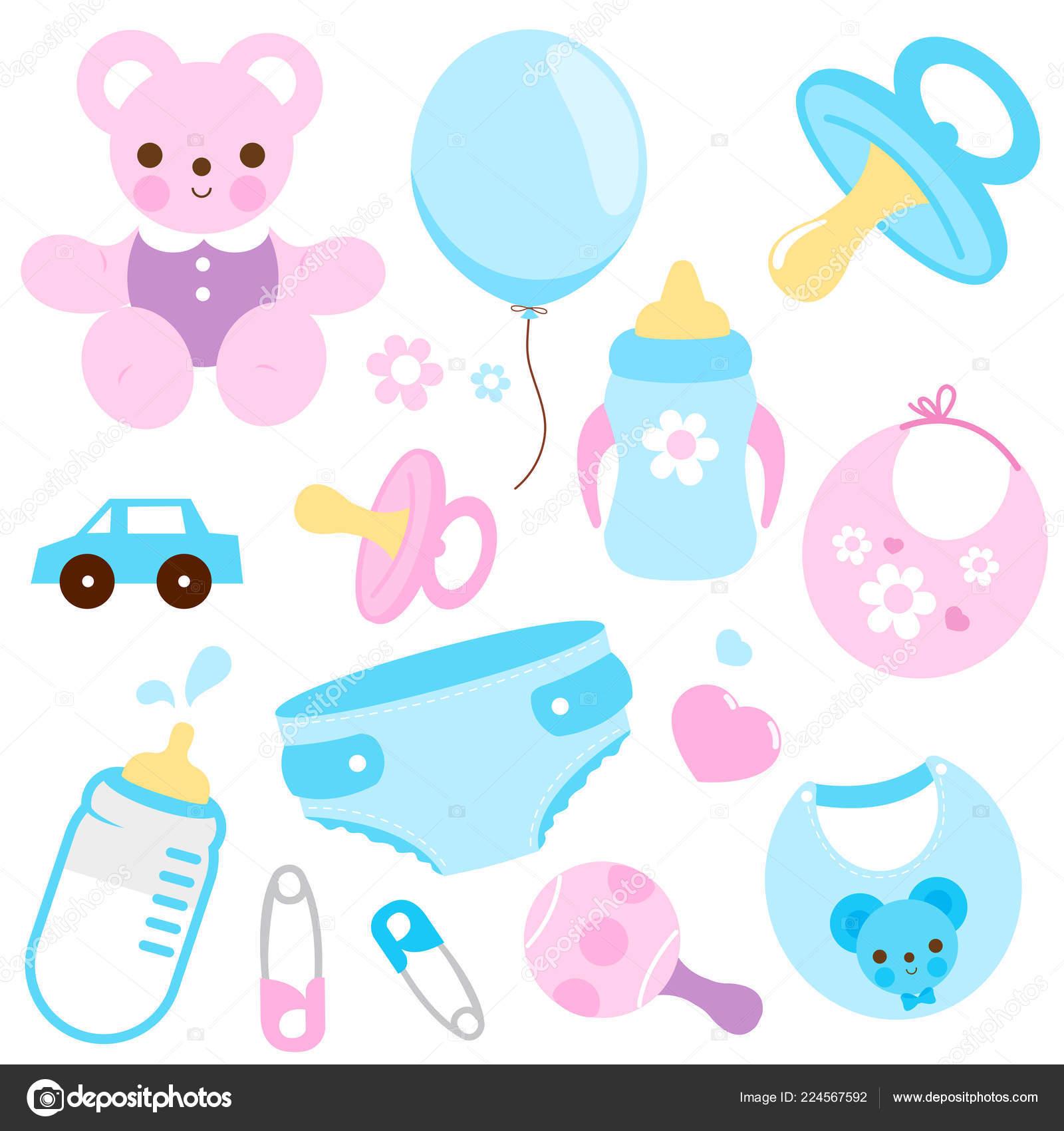Blauwe Baby Accessoires.Babymeisje Baby Jongen Accessoires Blauw Roze Kleuren