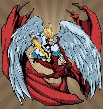 Angel versus Devil 2