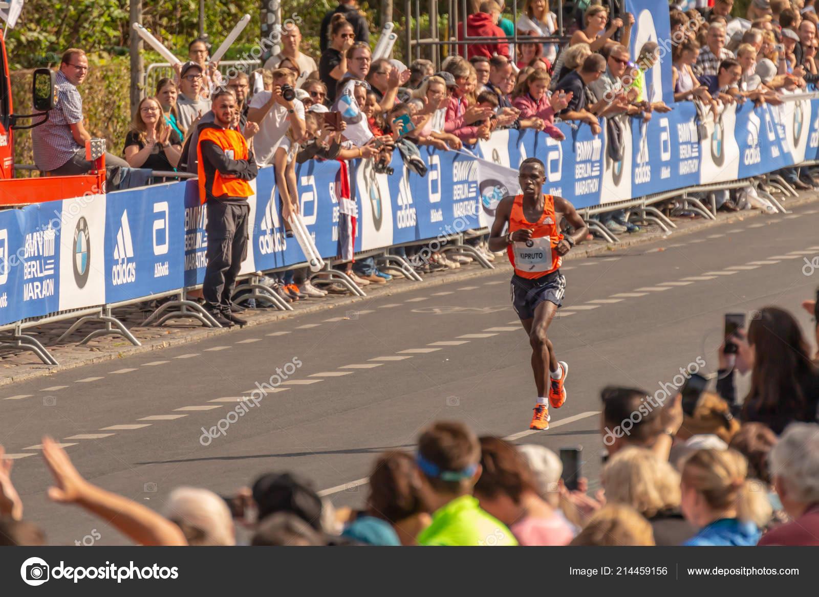 Výsledek obrázku pro berlínský maraton 2018
