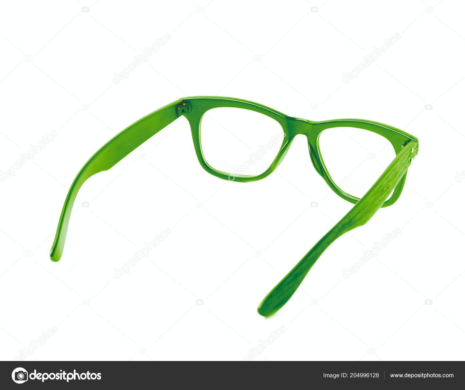 fa5eb8603927af Optische bril geïsoleerd — Stockfoto © nbvf89  204996128
