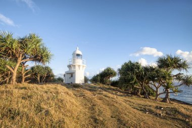 Cape Byron lighthouse view at daytime, New South Wales, Australia
