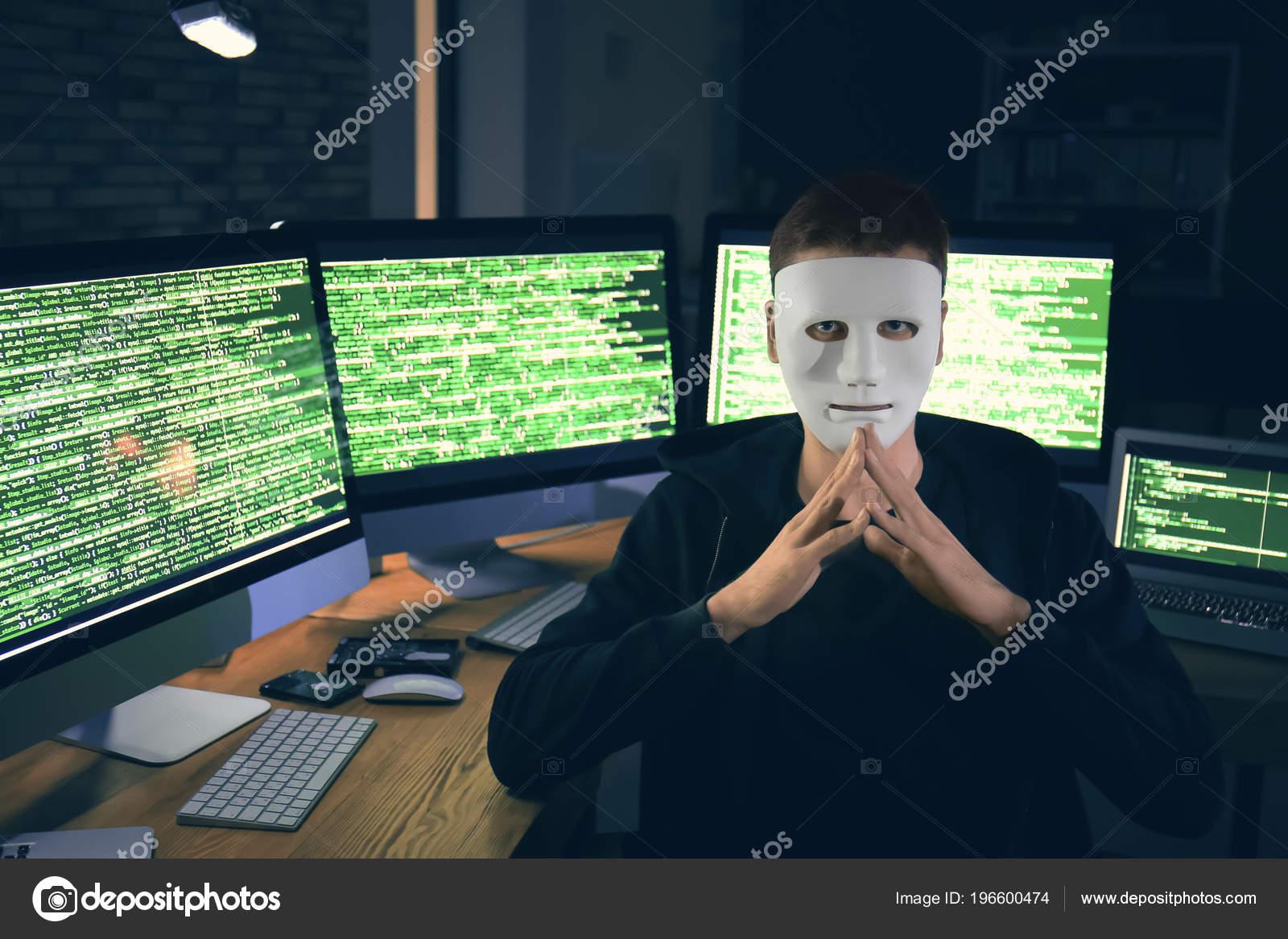знакомство с хакером