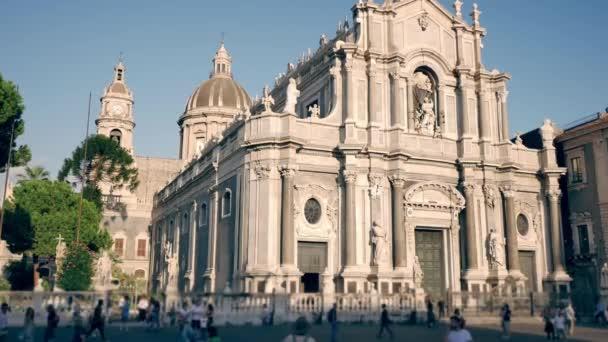 Cattedrale di SantAgata. Architettura di Sicilia, Italia