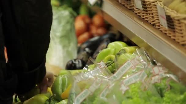 Prezentace se spoustou zeleniny