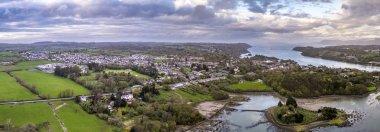 Church Island on Anglesey - Wales - United Kingdom