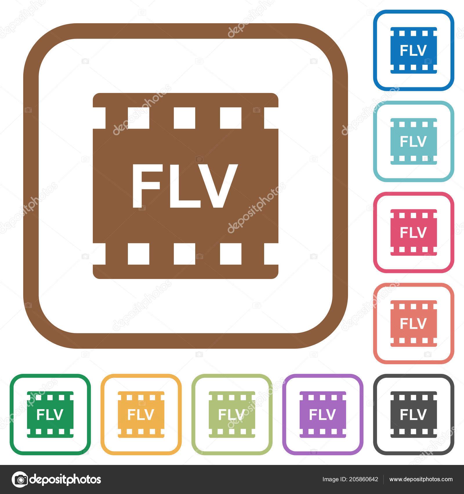 Скачать фильм с расширением flv.