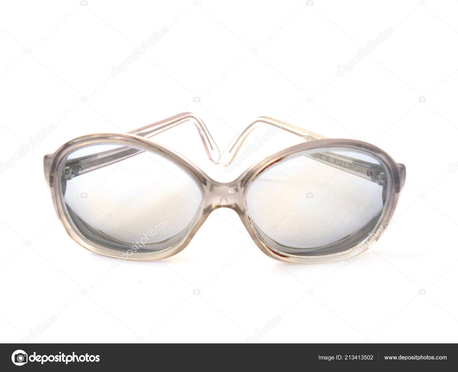 Brýle Brýle Plastový Rám Sovětské Brýle Vintage Brýle Brýle Sssr ... 6ebccfea508