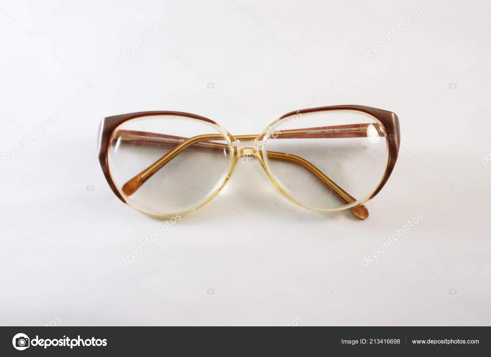df84a70b1be1 Glasses Eyeglass Frames Plastic Frame Soviet Vintage