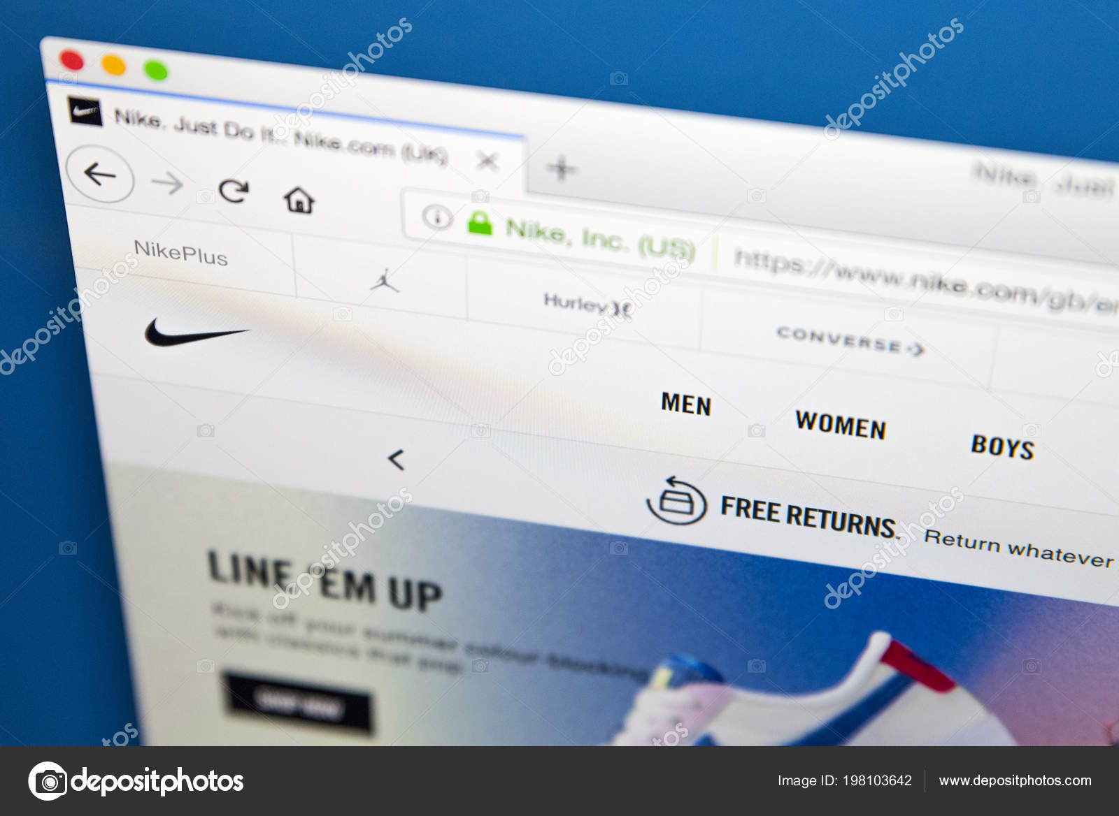 check-out 0f71c 9afbf Londres Mai 2018 Page Accueil Site Officiel Nike Inc Grand ...