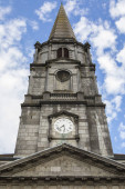 Photo A view of the magnificent Christ Church Cathedral in the historic city of Waterford, Republic of Ireland.
