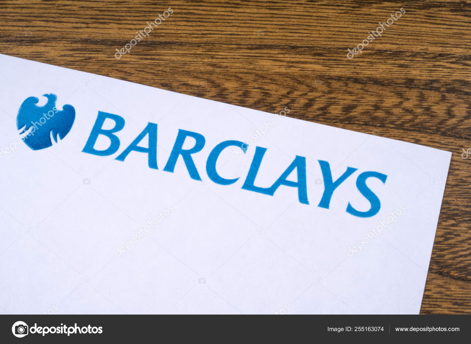 Barclays Bank Logo – Stock Editorial Photo © chrisdorney