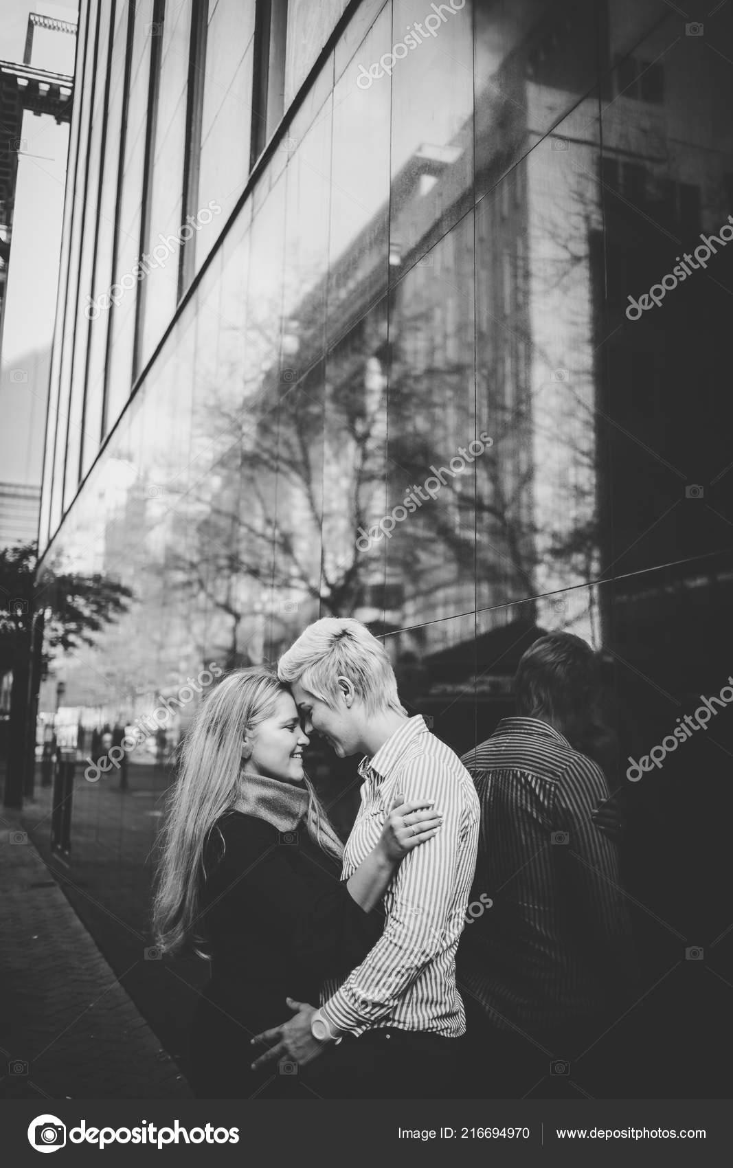 σεξ ζευγάρι μαύρο και άσπρο