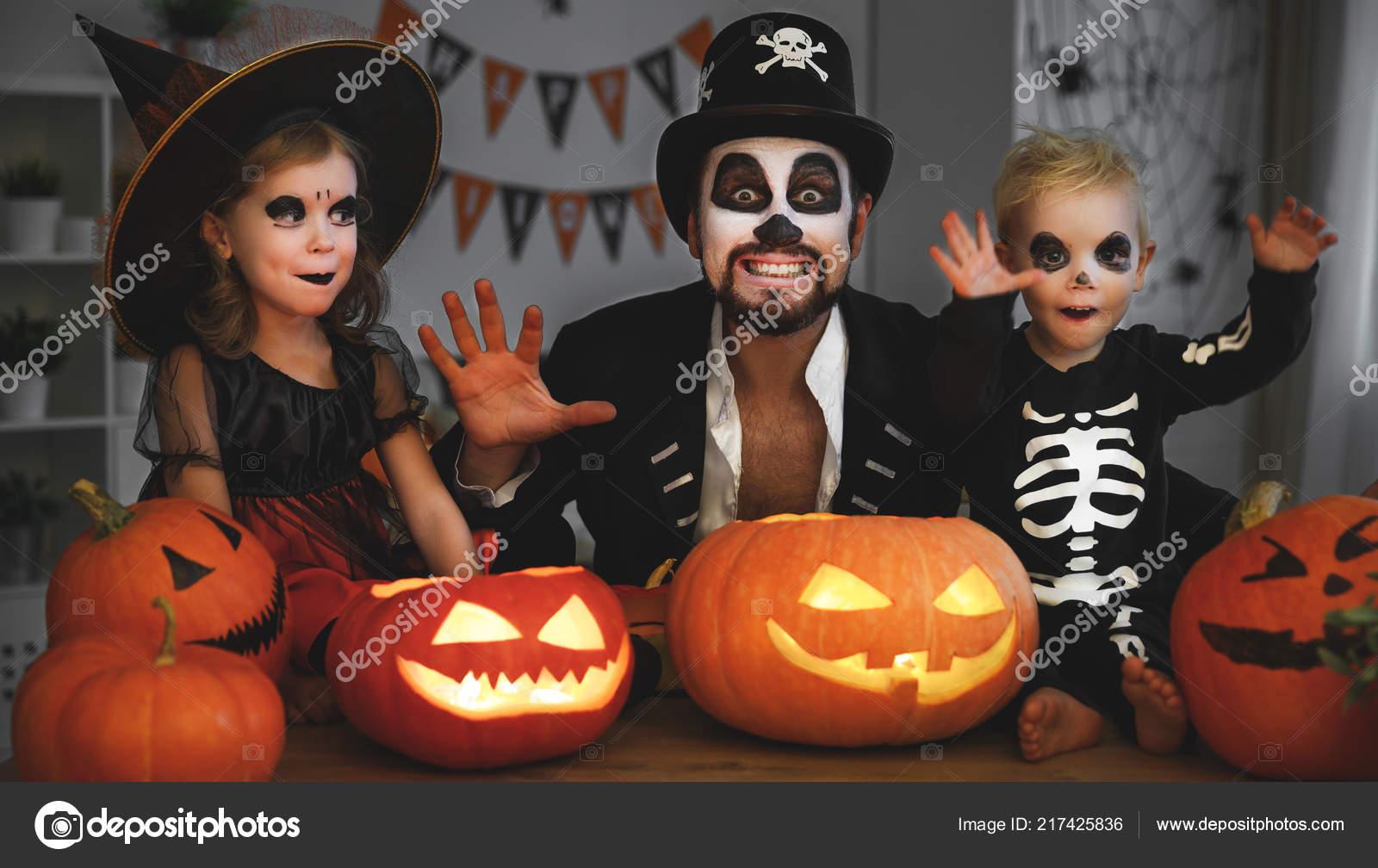dräkter till halloween