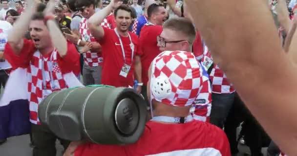 Football fans of Final