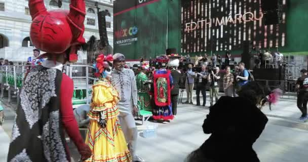 Mexican Carnival Celebration of the dead