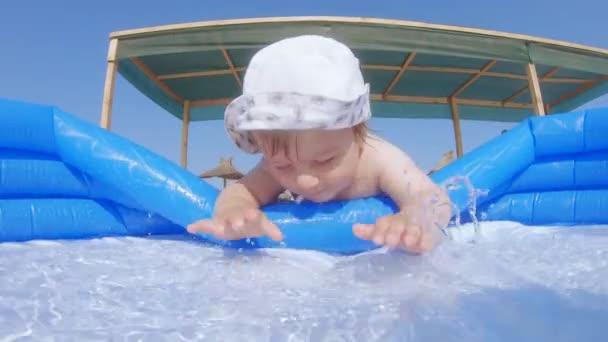 pool leisure activity play fun blue