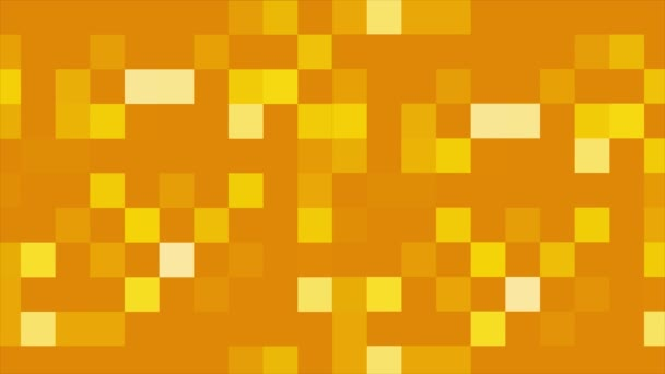 Abstract background 8-bit wall. Abstract animation of 8 bit background