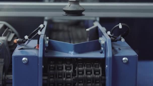 Modell az ipari robot manipulátor. Gépsor manipulátor robot