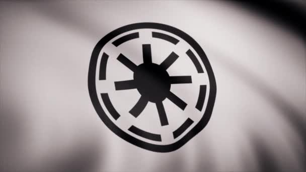 Star Wars Galactic Republic Symbol Logo Flag. Star Wars Galactic Republic Symbol Logo Flag. Editorial use only