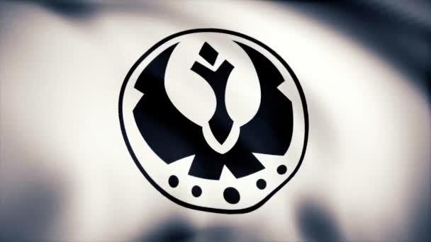 Star Wars Rebel Alliance Symbol Logo Flag. Star Wars Rebel Alliance Symbol Logo Flag. Editorial use only
